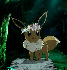 Eevee will always and forever be my favorite pokemon!