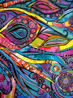 creative doodles by treiCdesigns, via Flickr