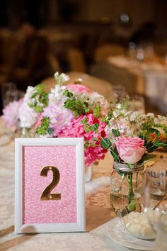 For a study in all things romantic, look no further than this Long Island fête. It's country club meets whimsy with pom-pom inspired details crafted by the Bride herself and a sea of pink, garden fresh florals by Fleur-Di-Re.Captured byWayne