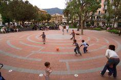 Levanto #Liguria #Spezia Recupero dei Giardini di piazza Staglieno - Studio arch Varzi