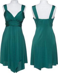 Nina for Jessica's wedding? teal bridesmaid dress