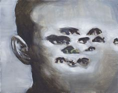 Damien Cadio - 2007 oil on canvas - 24 x 30 cm www.evahober.com
