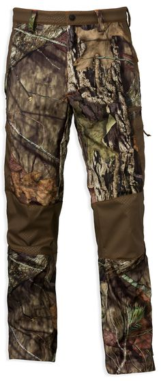 aa95ed6392643 Browning Hell's Canyon Mossy Oak Ultra-Lite Pant, $200-212 MSRP,  Lightweight shell fabric, highly breathable, water/wind resistant, fleece  lined, ...