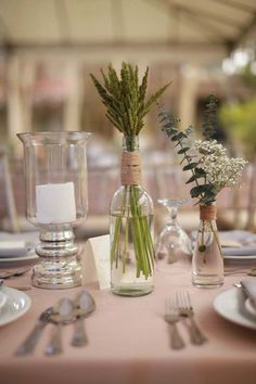 Rustic Spell from Cherryblocks Rustic Bohemian Wedding, Earth Tones, Simply Beautiful, Spelling, Pastel, Romantic, Table Decorations, Pink, Home Decor