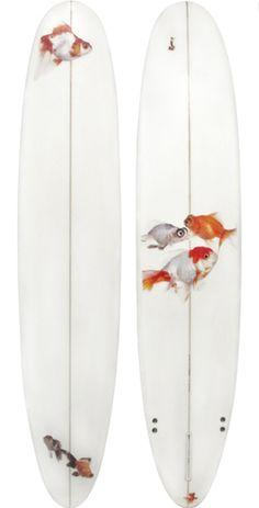 surf board from dirk westphal