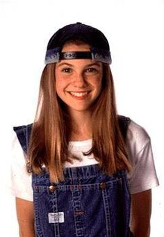 ALEX MACK AND A BACKWARDS HAT