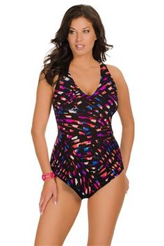 31740e1bc56b3 Magicsuit | everythingbutwater.com Beach Accessories, Beach Bunny, Tankini  Top, Polyester Spandex