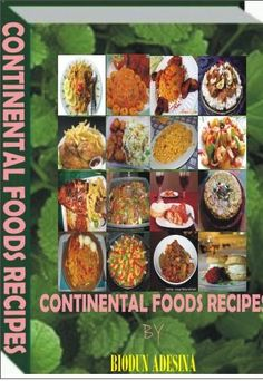 The ebook is a compedium of several American continental Dishes that are usually cooked continental wide and are being enjoyed by many delicatessens-http://fiverr.com/users/xorenxo/manage_gigs