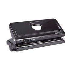 Adjustable 6-Hole Organiser/ Diary Punch (Black) - Rapesco Office Products PLC #Rapesco #6HoleDiaryPunch #black #DIY