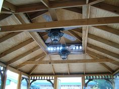 Double roof