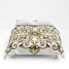 Royal Comforters by Salome | Society6