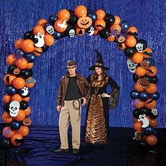 halloween party deco