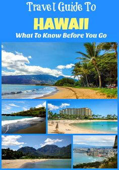 Hawaii Travel Destination Guide