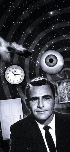 Rod Serling - The Twilight Zone: The Original series (1959–1964)