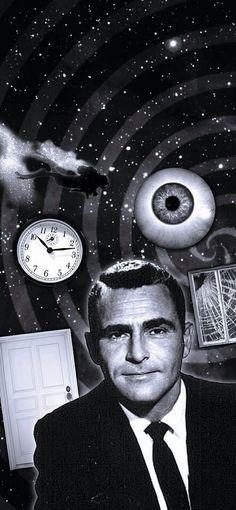 Rod Serling - The Twilight Zone: The Original series (1959–1964)