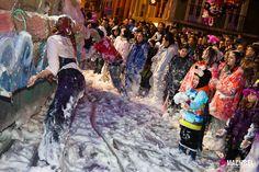 Descenso de Galiana 2013: el carnaval en Avilés, Asturias