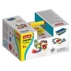 Georello Toolbox: Bouw 3D bewegende structuren>Educatief speelgoed>Alle Producten>Vernieuwend speelgoed, webwinkel TrendySpeelgoed.nl