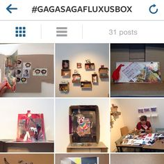 Have you checked out the hashtag #gagasagafluxusbox for our curated Instagram project? Visit @gaga_saga for more details!