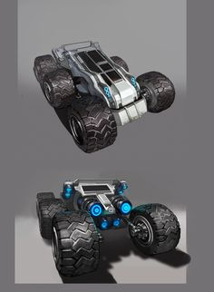 DNF DLC Moon-Rover, Matias Tapia on ArtStation at http://www.artstation.com/artwork/dnf-dlc-moon-rover