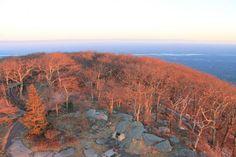 8. Overlook Mountain. NY mountains