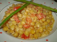 Chana Masala, Vegetable Recipes, Bon Appetit, Food Art, Food And Drink, Vegetables, Cooking, Ethnic Recipes, Kitchen