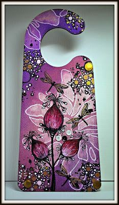 Eileen's Crafty Zone: Rochester Workshop June 2016 - Two MDF Project Samples Lavinia Stamps Cards, Paper Art, Paper Crafts, Handmade Tags, Tampons, Art Journal Inspiration, Card Tags, Tag Art, Flower Cards