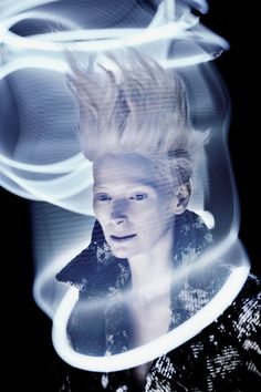 Sølve Sundsbø — Tilda Swinton — W Magazine