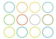 Hula Hoop Vector -   Vector illustration of colorful hula hoop  - https://www.welovesolo.com/hula-hoop-vector/?utm_source=PN&utm_medium=weloveso80%40gmail.com&utm_campaign=SNAP%2Bfrom%2BWeLoveSoLo