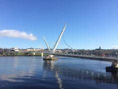A Derry great city.: - The Tourist Czar Northern Ireland Cities, Derry City, Old Wall, Halloween Festival, World Famous, City Break, Belfast, Irish, London