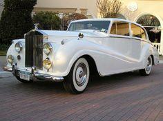 1955 Rolls-Royce Silver Wraith #RollsRoyce
