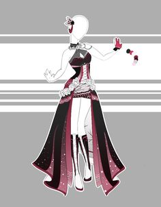 .::Outfit Adoptable 61(CLOSED)::. by Scarlett-Knight on DeviantArt