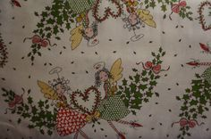 Christmas Fairies; sold by the yard