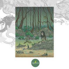 ¿Sabes cuál es este yokai? 👺 Te daremos un consejo, no sientas lástima y no sonrías... ⠀ Encontrarás más información de esta criatura y de muchas otras en el #libro «El desfile nocturno de los 100 demonios» de Matthew Meyer 🔗 . . . #quaterni #quaterni_editoria #yokai #matthermeyer #monstruos #monstruosjaponeses #yurei Books, Art, Ghosts, Demons, Monsters, Urban Legends, Nocturne, Elephants, Art Background