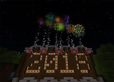 Welcome to the upcoming New Year! This map is a great celebration of the new year. There is a countdown system of 10 seconds to inform you the new year is coming soon. Let's calculate the time. Beautiful fireworks will appear, which remark the moment for the light show. Next, restock the d... https://mcpebox.com/new-years-countdown-2018-creation-map-minecraft-pe/