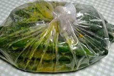 写真 Japenese Food, Bon Appetit, Asian Recipes, Pickles, Asparagus, Cucumber, Sushi, Food And Drink, Yummy Food