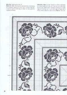 Tayrin — «Ondori. Crochet Mash With Complete diagrams_57.jpg» на Яндекс.Фотках
