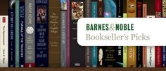 YES!!  GINI'S LATEST MADE IT ON THE LIST!! WHAT A WISE STORE LOL  Barnes & Noble Bookseller's Picks for December | Tor.com