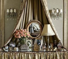 Ralph Lauren Dressing table 18th century style