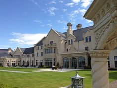 Lough Erne Resort in Enniskillen, Fermanagh