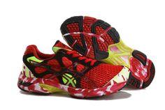 ed5d201a7 Asics Gel Noosa TRI 7 Mens Light Scarlet Black Red Asics Running Shoes 2013  Top Running