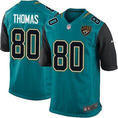 b5a411382 Nike Jaguars  33 Chris Ivory Teal Green Team Color Youth Stitched NFL Elite  Jersey And