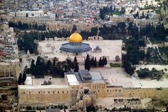Focal Point_Al-Aqsa-Mosque-AND-Dome-of-the-Rock-Old City Jerusalem