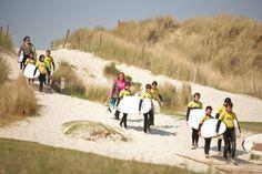Initiation au surf http://www.villagelaplage.com #camping #YellohVillage #yellohlaplage #accesdirectplage #campingplage