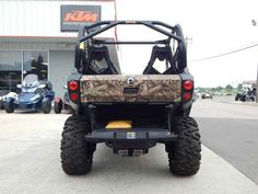 New 2016 Can-Am COMMANDER XT 800 ATVs For Sale in North Carolina. 2016 CAN-AM COMMANDER XT 800, Loaded with features and technology that take value to a new level, the Commander XT is built with best-in-class power, a versatile dual-level cargo box, and rider-focused features perfect for the job site or the trails.All Promotions and discount offers are Vin Specific. Warranty terms and details vary by manufacturer and model. Please inquire with our sales staff for Optional warranty details on…