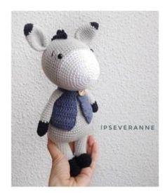 Diy Crochet Toys, Crochet Patterns Amigurumi, Crochet Hats, Newborn Toys, Knitted Animals, Charts, Hello Kitty, Creative, Handmade