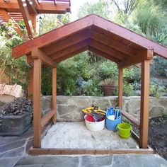 Sandbox Design Ideas sand bench thing Kids Play Sandbox Design Ideas Pictures Remodel And Decor