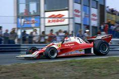 Clay Reggazoni 1976 Ferrari 312/T2