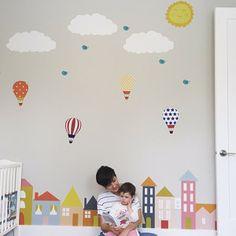 Charmant Foto Del Comprador Jade Blank, Que Ha Escrito Una Reseña De Este Artículo  Con La. Nursery StickersKids Wall ...