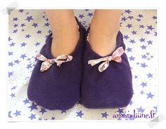 Les petits chaussons de Juliette