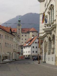 Idrija Slovenia   The town with the world's second largest Mercury mine